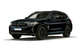 BMW iX3 SUV car leasing
