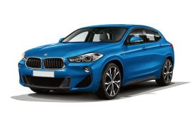 BMW X2 SUV car leasing