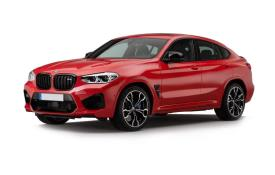 BMW X4 SUV personal contract purchase cars